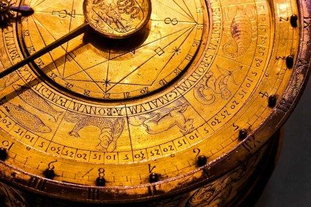Astrology zodiac chart