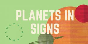 astrology chart interpretations planets in signs